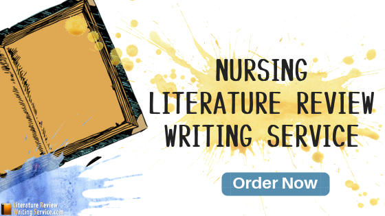 nursing literature review writing service