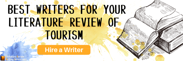 avail literature review of tourism