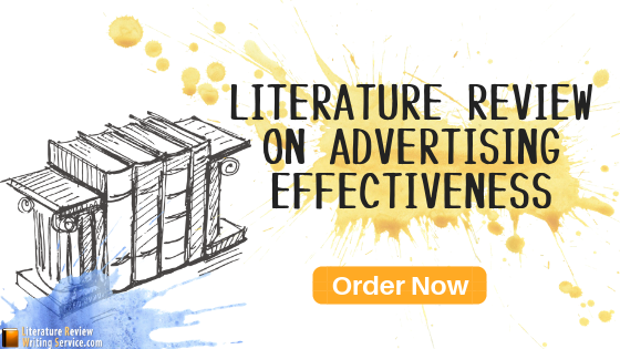 literature review on advertising effectiveness writing service