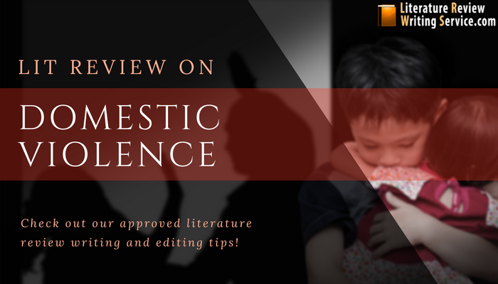 literature review on domestic violence