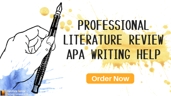 professional literature review APA writing help