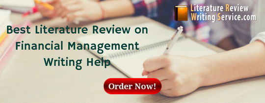 best literature review on financial management writing help