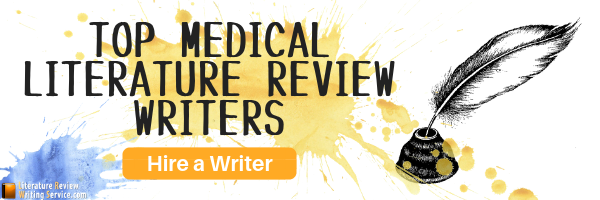 help writing a medical literature review