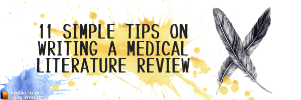 medical literature review writing guide