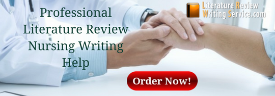 How to write nursing literature review