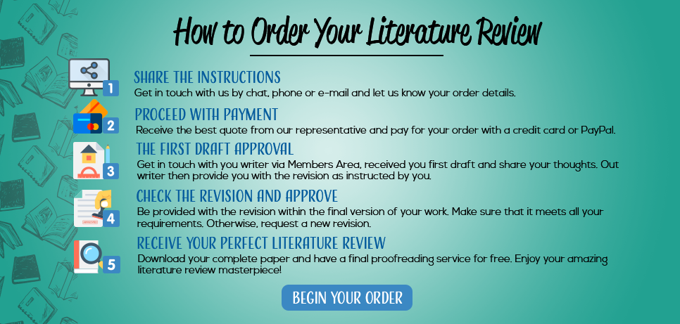 Custom written literature reviews