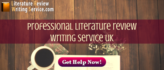 professional literature review writing service uk