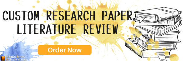 professional sample research literature review