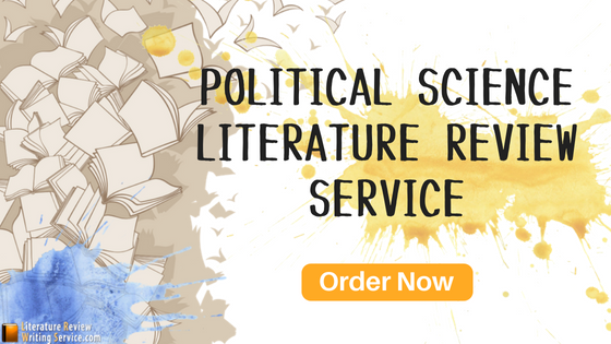 high-quality political science literature review