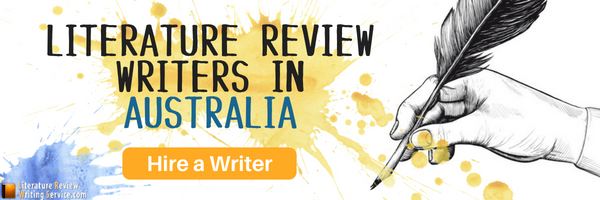 write my literature review australia