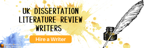 writing a literature review for a dissertation uk