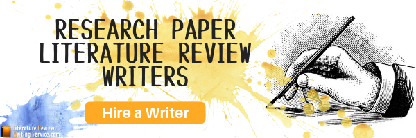 writing a literature review for research paper