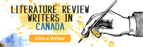 expert literature review writers in canada