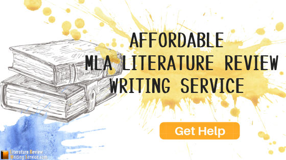 mla literature review writing service