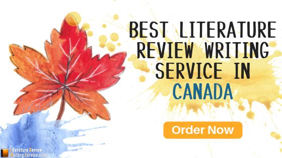 professional literature review canada