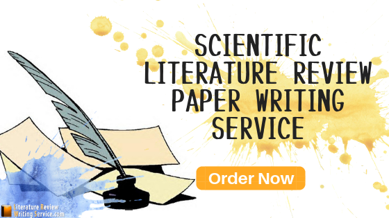scientific literature review paper writer