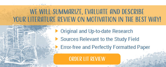 literature review abstract sample