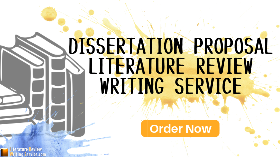 dissertation proposal literature review writing service