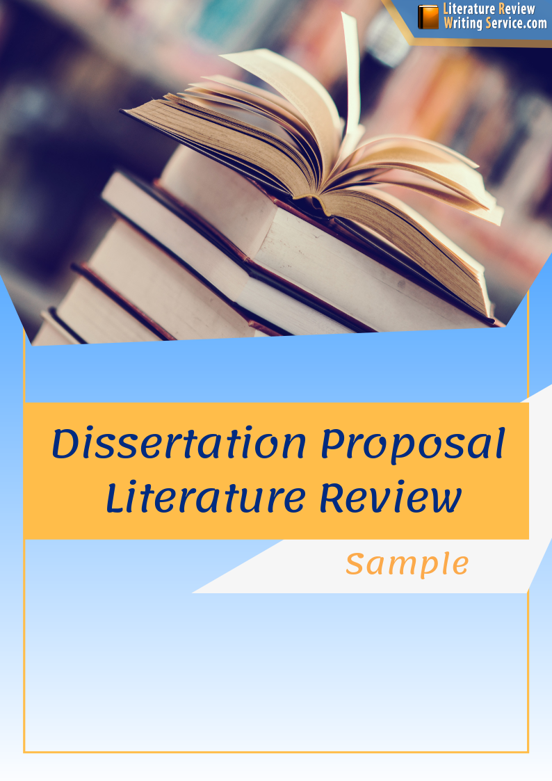 great dissertation proposal literature review example
